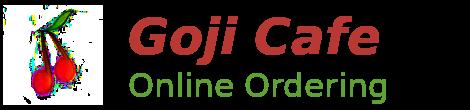 Goji Cafe Online Ordering